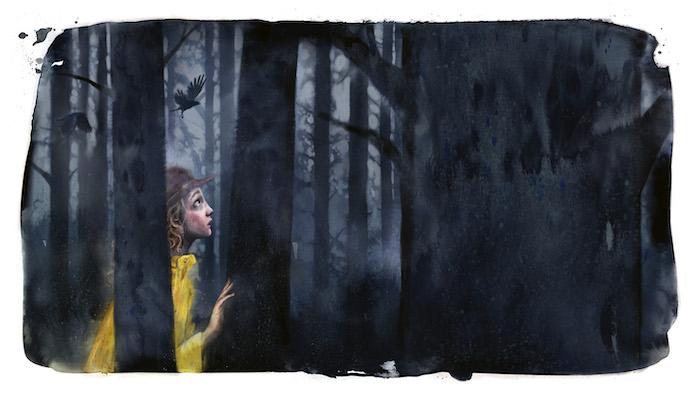 Illustrasjon av Lisa Aisato i Solvokteren