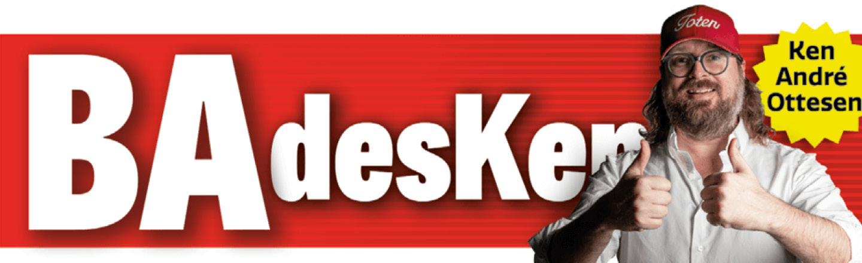 badeskens Ken André Ottesen med bok om koronakrisen