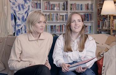 Video-intervju: Ingrid og Ingrid